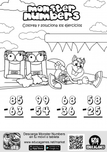 Monster Numbers Ficha 2